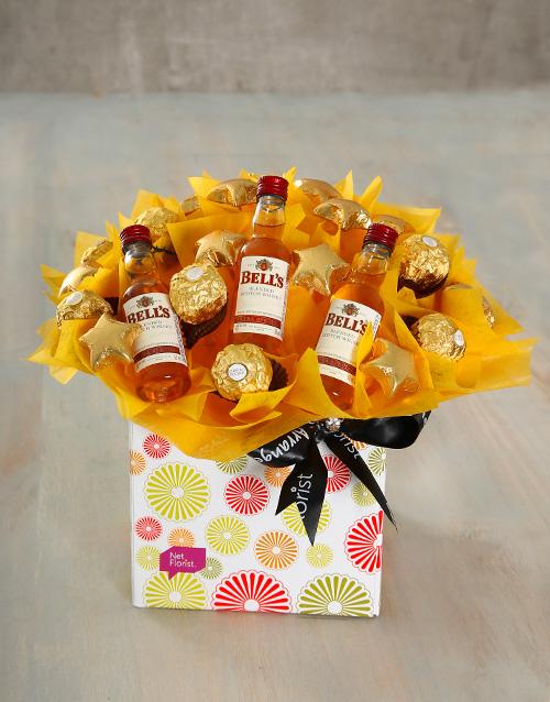 birthday: Chocolate Bells Box!