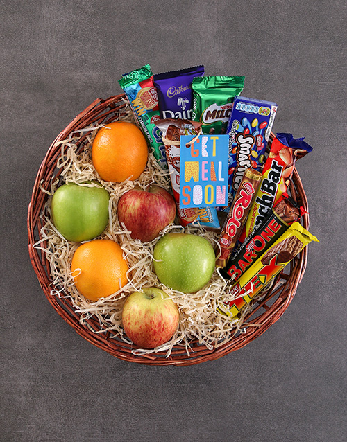 get-well: Get Well Fruit and Choc Basket!