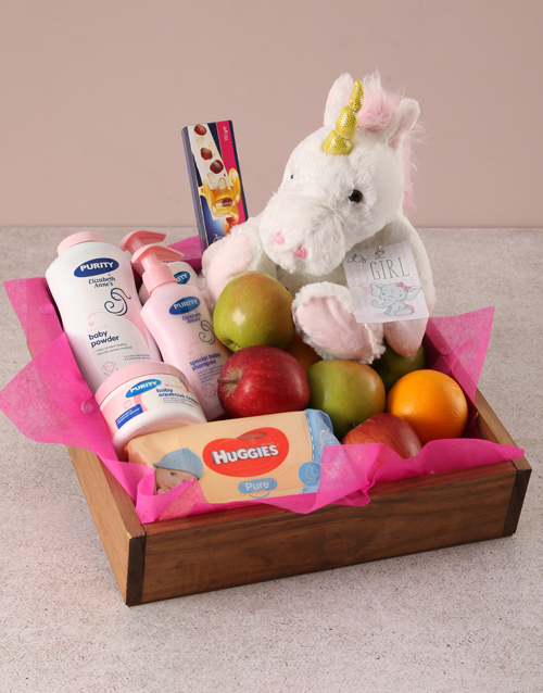 gourmet: Rockabye New Baby Girl Crate!