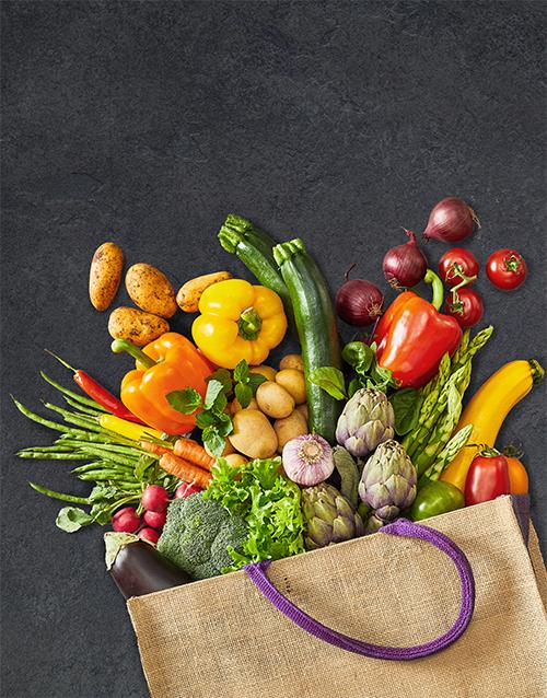 fruit: Fresh Vegetable Box!