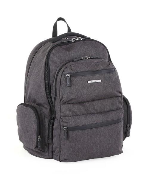 cellini: Cellini Sidekick Plus Formal Backpack Grey!