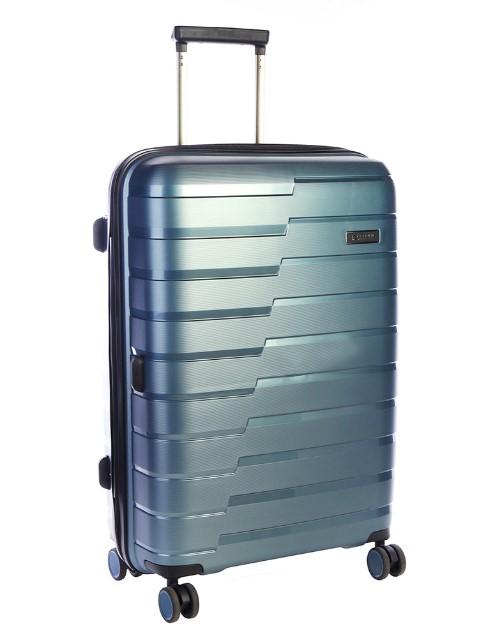cellini: Cellini Microlite Xpander Trolley Case Blue!
