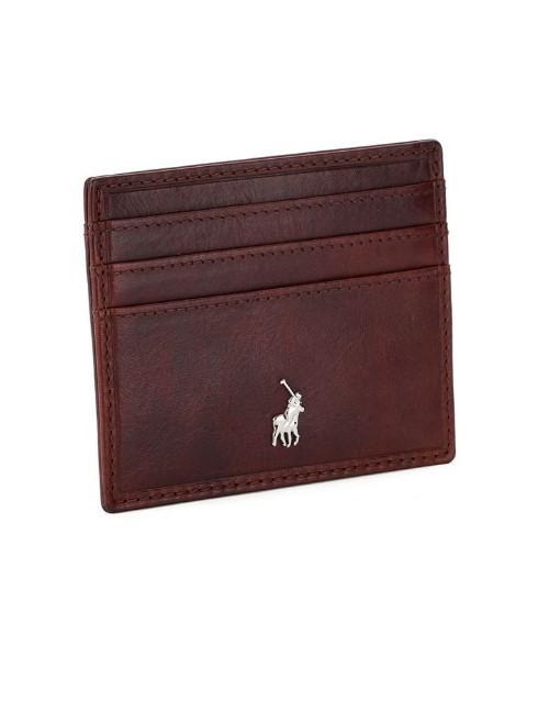 apparel: Polo Etosha Licence Wallet Brown!