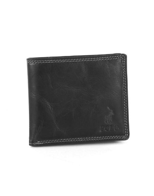 polo: Polo Tuscany Credit Card Wallet Black!