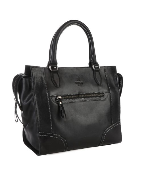 polo: Polo Andes Tote Handbag Black!