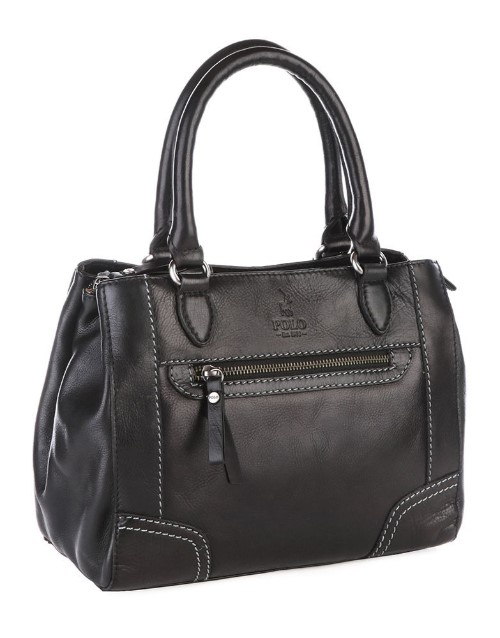 polo: Polo Andes Shopper Handbag Black!