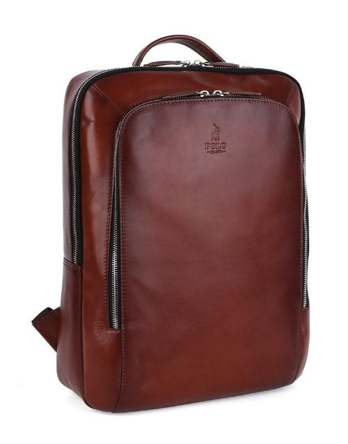 polo: Polo Hudson Backpack Brown!