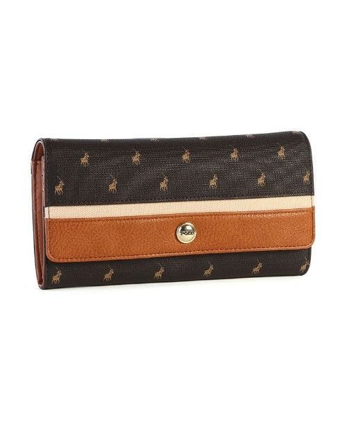 polo: Polo Heritage Case Handbag Brown!