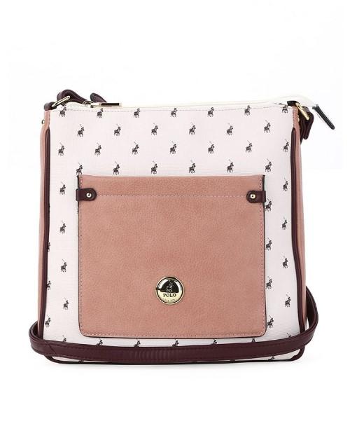 polo: Polo Stradford Crossbody Handbag Blush!