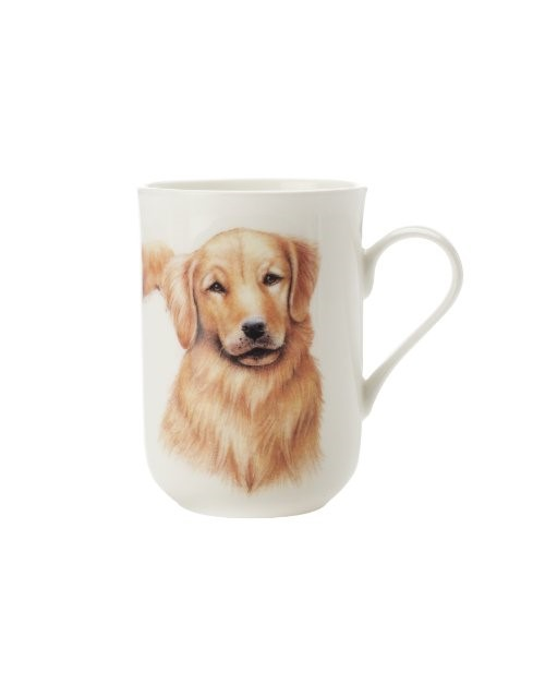 maxwell-and-williams: Maxwell & Williams Pets Golden Retriever Dog Mug!