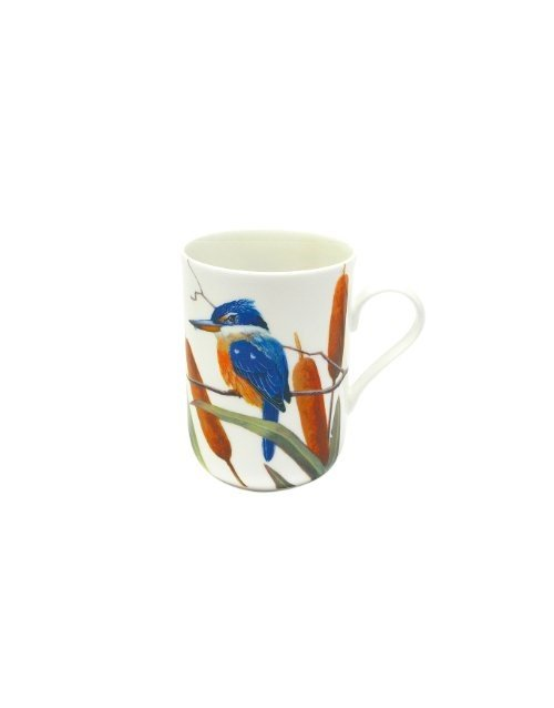 maxwell-and-williams: Maxwell & Williams Birds Sacred Kingfishers Mug!