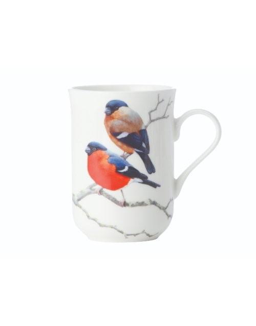 maxwell-and-williams: Maxwell & Williams Birds Bullfinches Mug!