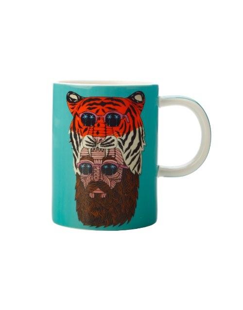 maxwell-and-williams: Maxwell & Williams Mulga Tiger Man Mug!