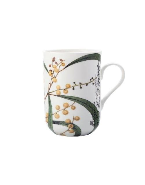maxwell-and-williams: Maxwell & Williams Botanical Mug Wattle!