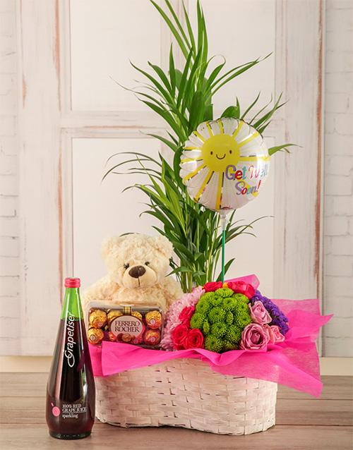 balloon: Lift the Spirits Plants Basket!