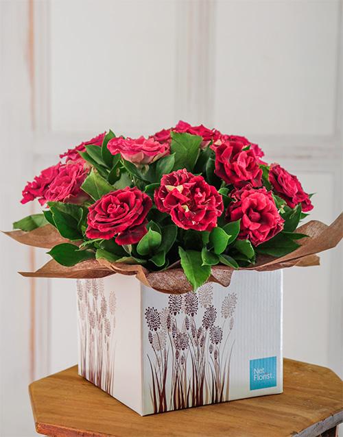 speciality: Magical Abracadabra Rose Box !