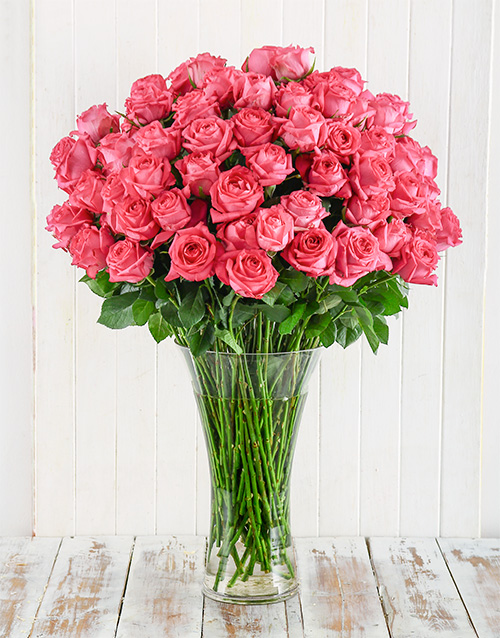 luxury: Pink Lady Arrangement!