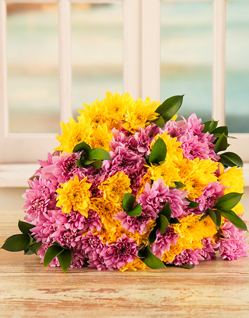 colour: As Fresh as a Daisy Bouquet!