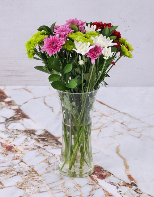 vase: Divine Daisy Vase!