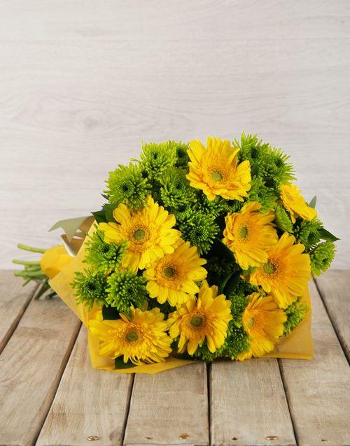 colour: Lemon & Lime Bouquet!