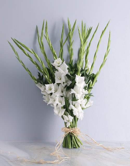 christmas: Gladiolus of Love Bouquet!