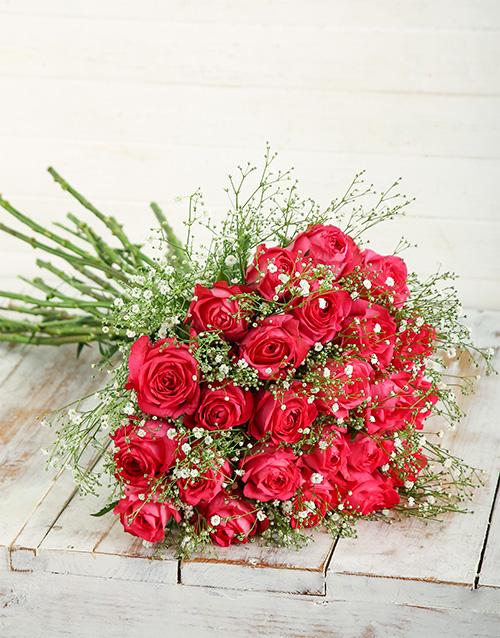 mixed-bouquets: Pink Fling Bouquet!