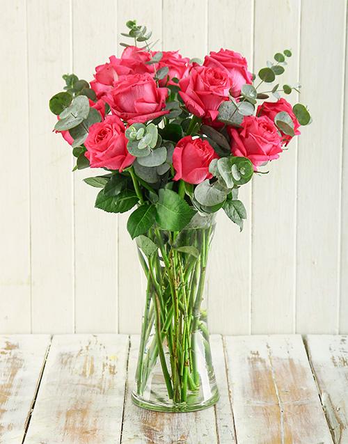 anniversary: Pink Romance Arrangement!