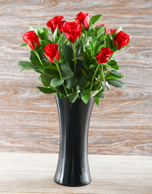 roses: Perfectly Red Rose Romantic!
