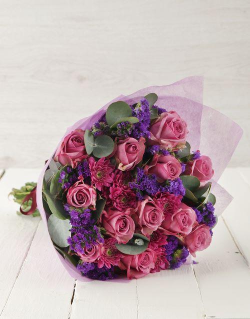 bouquets: Lavish Lilac Bouquet!