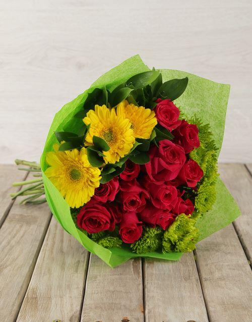 bouquets: Mystical Rose & Gerbera Bouquet!