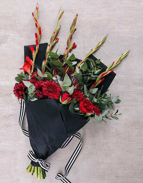 bouquets: Crimson Allure Bouquet!