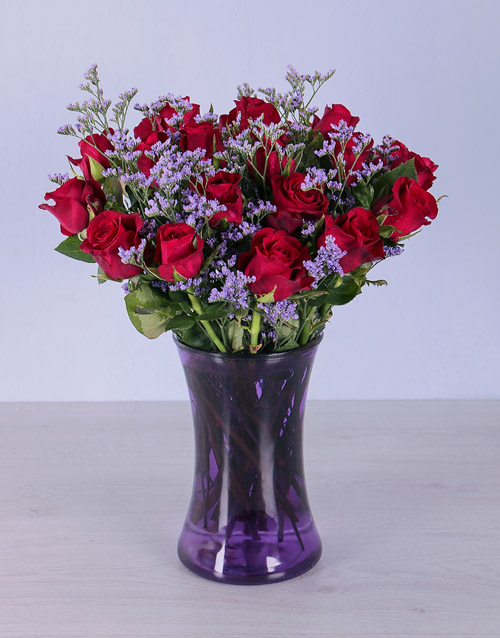 roses: Love is in the Air Arrangement!