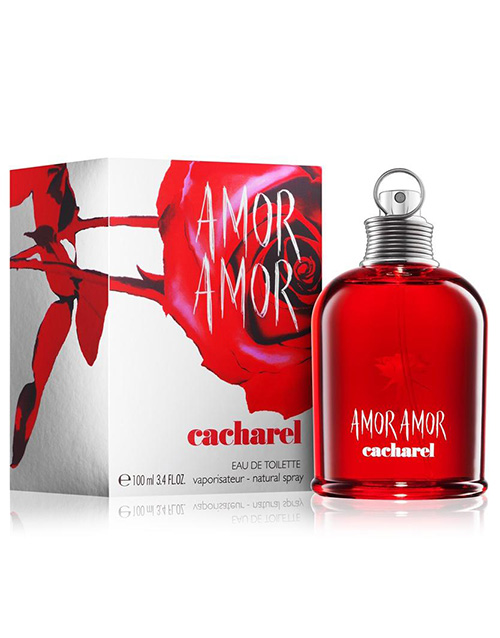 perfume: Cacharel Amor Amor 100ml EDT!