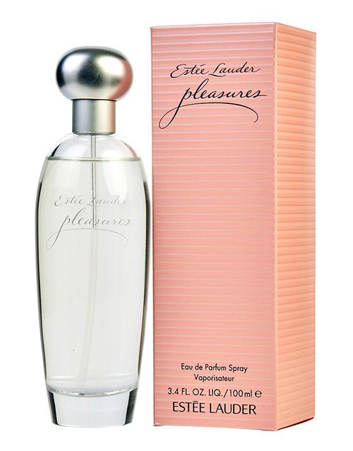 perfume: Estee Lauder Pleasures 100ml EDP!