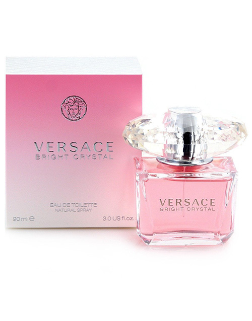 perfume: Versace Bright Crystal 90ml!