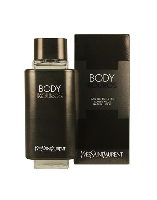 christmas: Yves Saint Laurent Body Kouros for Men EDT!