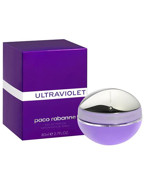 perfume: Paco Rabanne Ultraviolet 80ml EDP!
