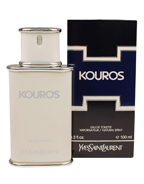 perfume: Yves Saint Laurent Kouros 100ml EDT!