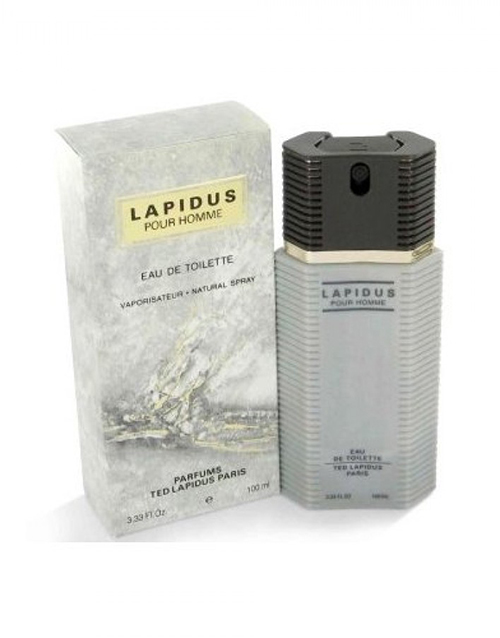 bosses-day: Ted Lapidus 100ml EDT!
