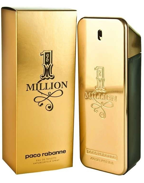 christmas: Paco Rabanne One Million EDT For Him!