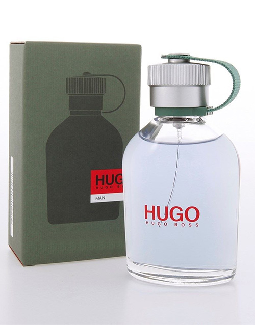 perfume: Hugo Boss Green 125ml EDT!