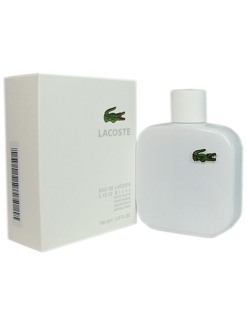 perfume: Lacoste L 12.12. Blanc 100ml EDT(parallel import)!