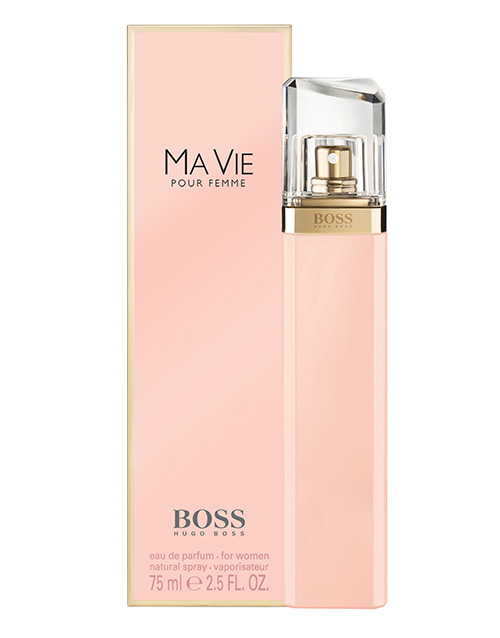 perfume: Hugo Boss Ma Vie 75ml EDP(parallel import)!