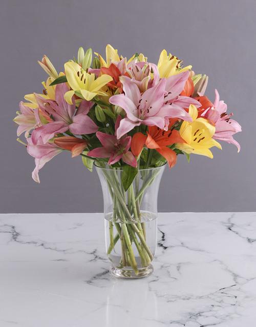 coloured-vases: Lily Garden Evergarden!