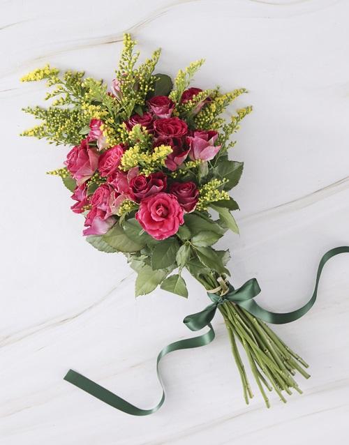 flowers: Adorable Abracadabra Roses!