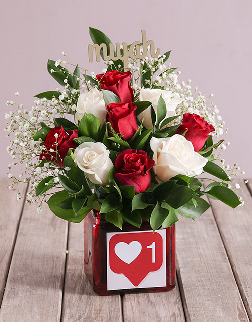 anniversary: Love Splendor Rose Blossoms!