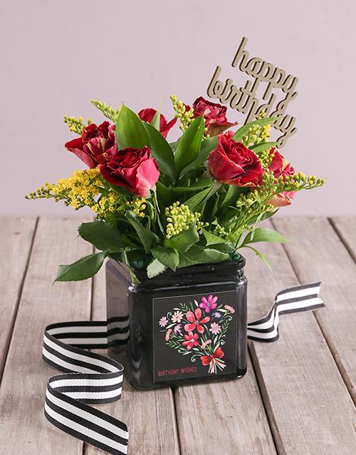 colour: Enchanting Rose Blossoms!