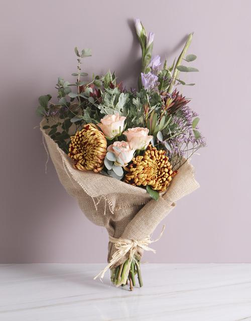 easter: Garden Of Fantasia Bouquet!