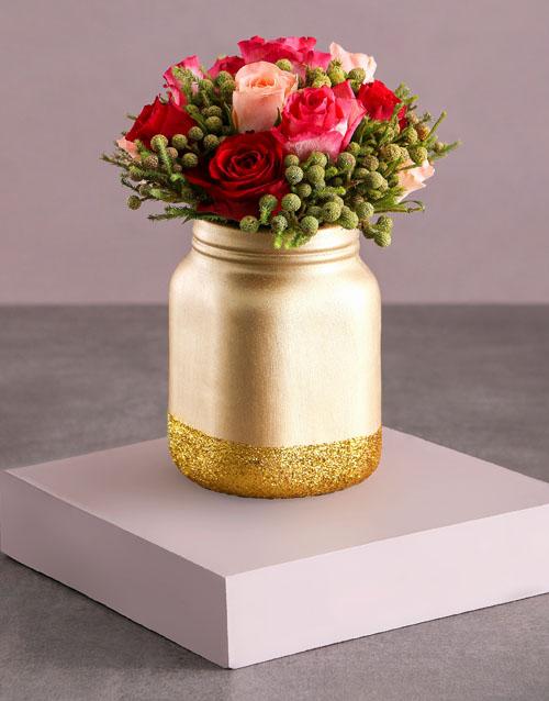 anniversary: Golden Rose Radiance !