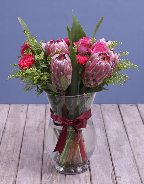 proteas: Protea Paradise Surprise!